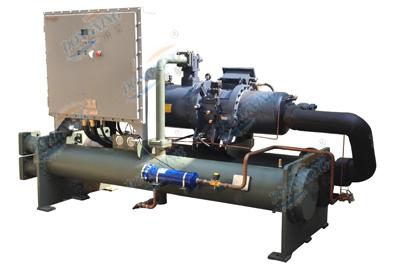 水冷防爆螺杆式冷水机